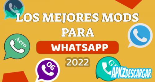 los mejores mods para whatsapp